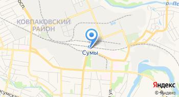 Сумской завод насосного и энергетического машиностроения Насосэнергомаш на карте