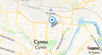 Архитектурная мастерская Юрия Николаенко на карте