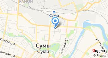 Сервисный центр Копипринтсервис на карте