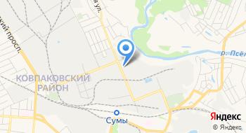 Оптовая база Дахцентр на карте