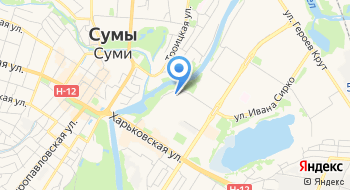 Интернет-магазин Теремок на карте