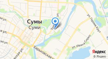 Детская художественная школа им. М.Г. Лысенко на карте