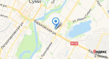 ЧПКП Укрстандарт на карте