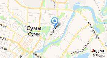 Рекламное агентство Svit druku на карте