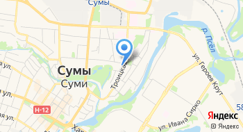 Агентство недвижимости Житлокомплекс на карте