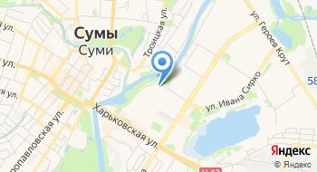 Регистрация бизнеса Сумы на карте