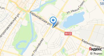 Сервисно-технический инженерний центр Квадро на карте