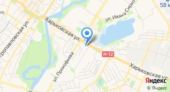 Центр по Обслуживанию Корпоративных Клиентов Виват Канцелярия на карте