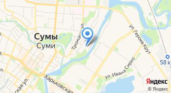 Гостиничный комплекс Псел на карте