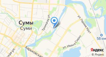 Ресторан Карпатская колыба на карте