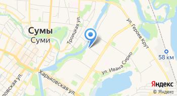 Ресторан Здыбанка на карте