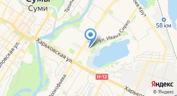 Развлекательный центр Лавина на карте