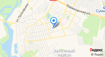 Сумская детская музыкальная школа №2 Сумского городского совета на карте