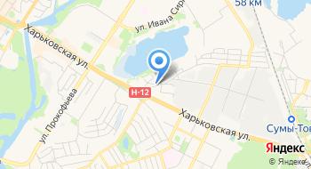Гостинично-ресторанный комплекс Шафран на карте