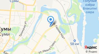 Школа пол дэнс Юлии Дамовой на карте