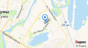 Интернет-магазин Allomama на карте