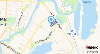 Фитнес-клуб Аякс на карте