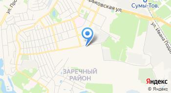 Сумской областной институт последипломного педагогического образования на карте
