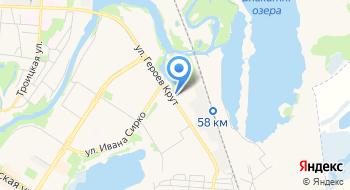 Интернет-магазин Lila на карте