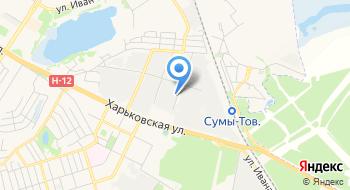 Линде Газ Украина на карте