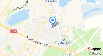 Сумстрой Химстрой-2 на карте