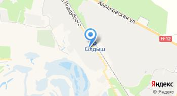 ФЛП Кулёмза Р.Н., ТМ Fish King на карте