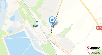 Сумской Силикатный кирпич на карте