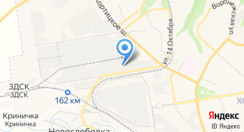 Дистрибъюторская компания Гайдар плюс на карте