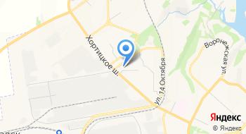 Питомник доберманов Legacy Stars на карте