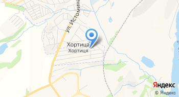 ЛВЗ Хортица на карте