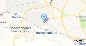 Компания ЛВС на карте