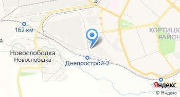 Кооператив Хортицкий на карте