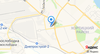 Запорожская местная прокуратура № 3 в Запорожской области на карте