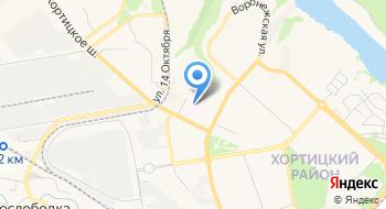 Ку Запорожская городская многопрофильная детская больница № 5 на карте