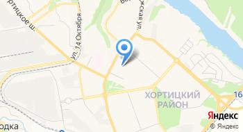 Запорожский Учебый Воспитательный комплекс Гармония плюс на карте