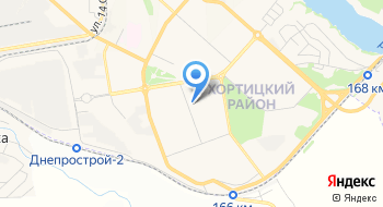 Хортицкое отделение полиции Днепровского отдела полиции на карте