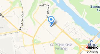 Исполнительная служба Запорожского района на карте