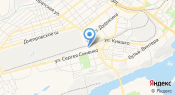 Ленинский отдел полиции на карте