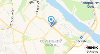 Белорусская косметика Cosmetics.zp.ua на карте