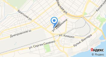 Запорожский учебно-воспитательный комплекс Эврика на карте