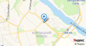 Коммунальное учреждение Дворец культуры Хортицкий на карте