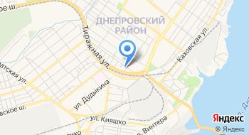 Интернет-магазин Oaza. com.ua на карте