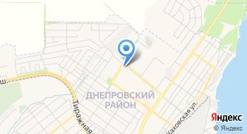 Запорожский центр лечения алкоголизма, курения, наркомании, игромании, ожирения M-Visit на карте