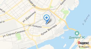 ЧУВЗ Запорожский институт экономики и информационных технологий на карте