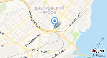 Территориальный отдел образования Днипропетровского района Депортамента образовани и науки Запорожского городского совета на карте