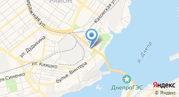 Пожарная часть №3 Ленинского района г.Запорожье ГУ МЧС Украины в Запорожской области на карте