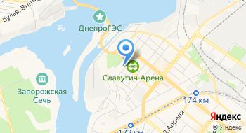 ПКП Сиал Джет Украина на карте