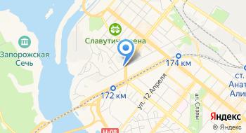 Акватик на карте