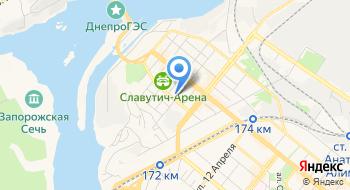Запорожская местная прокуратура № 3 на карте