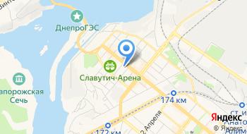 Запорожская областная филармония Концертный зал имени М. Глинки на карте